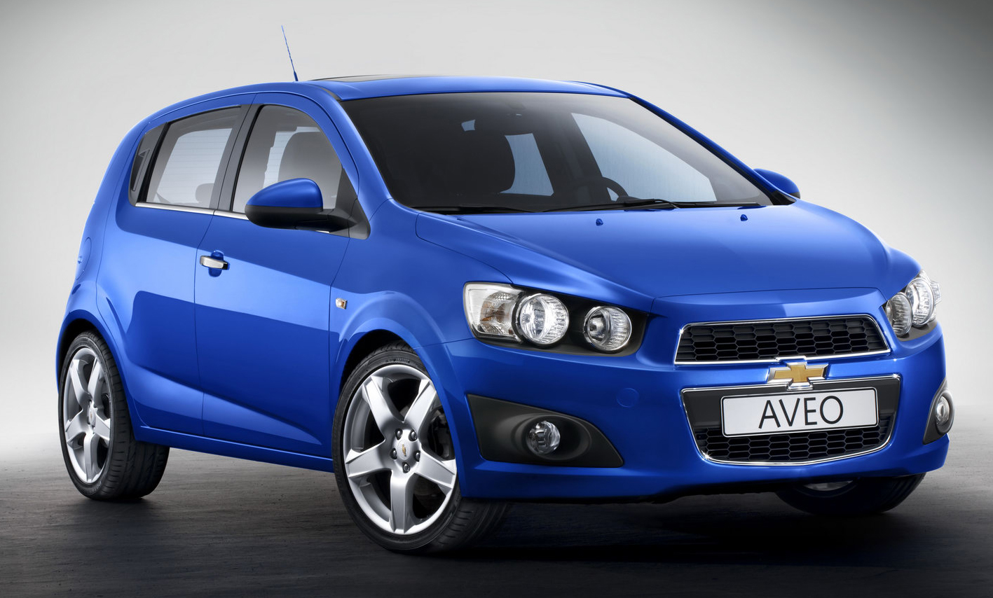 2011 Holden Barina And Captiva Interiors Revealed In New Videos