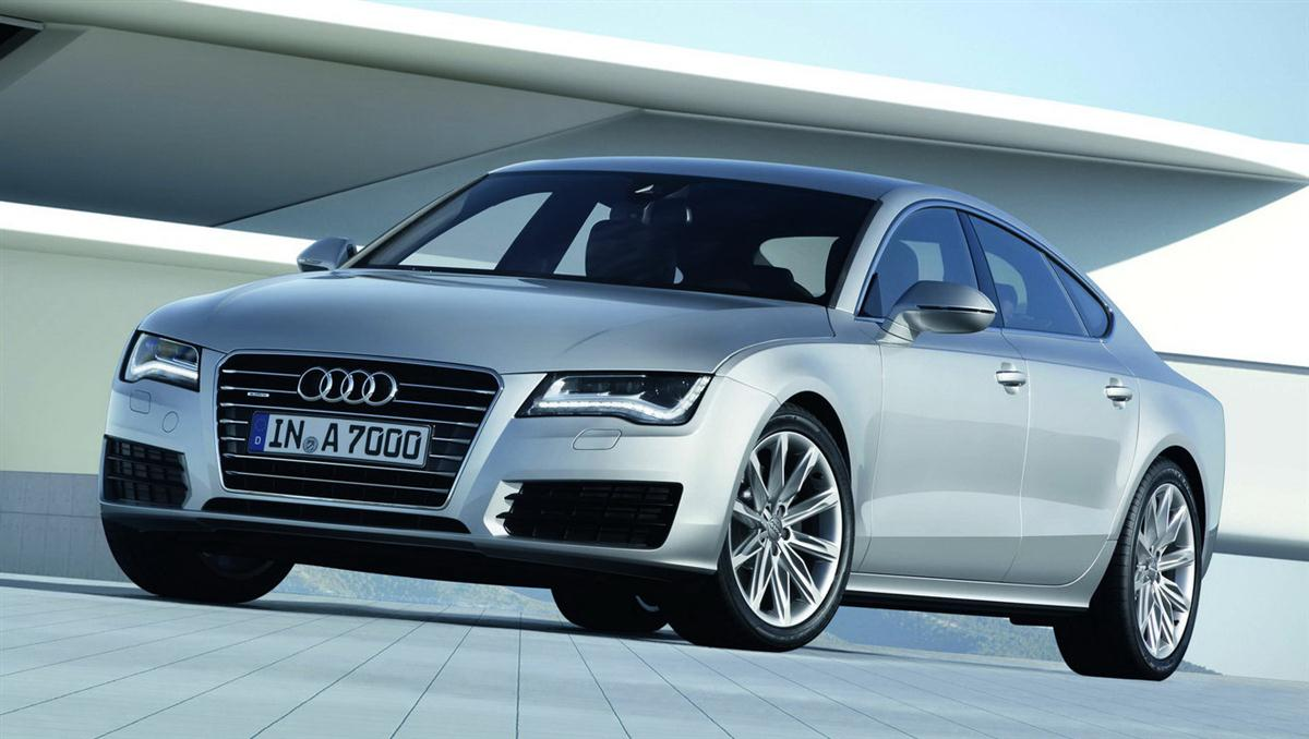 Audi A7 Sportback Revealed Further In On-Road Video