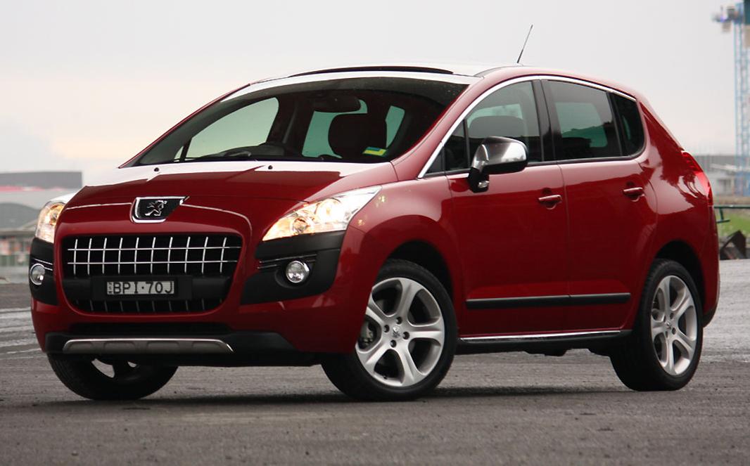 Peugeot 3008 XTE 2.0 HDi Review