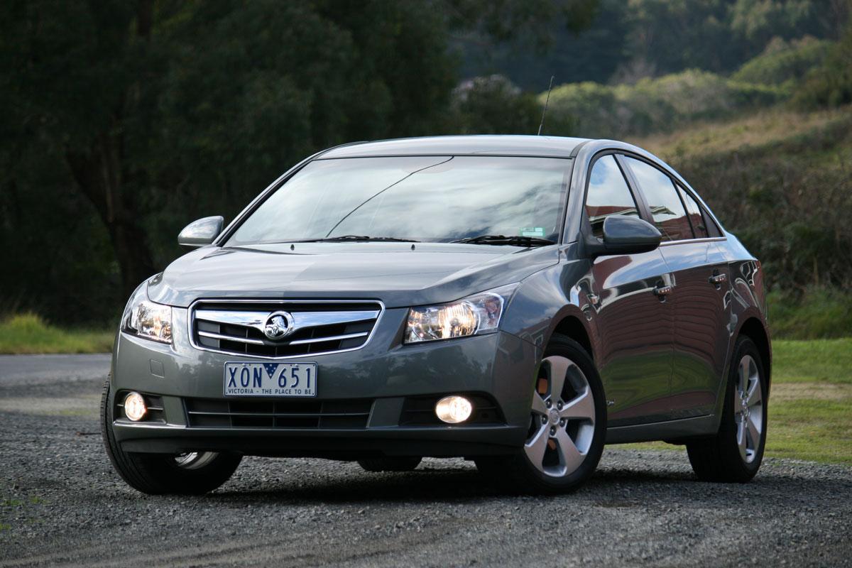 Holden Cruze CDX Diesel Review