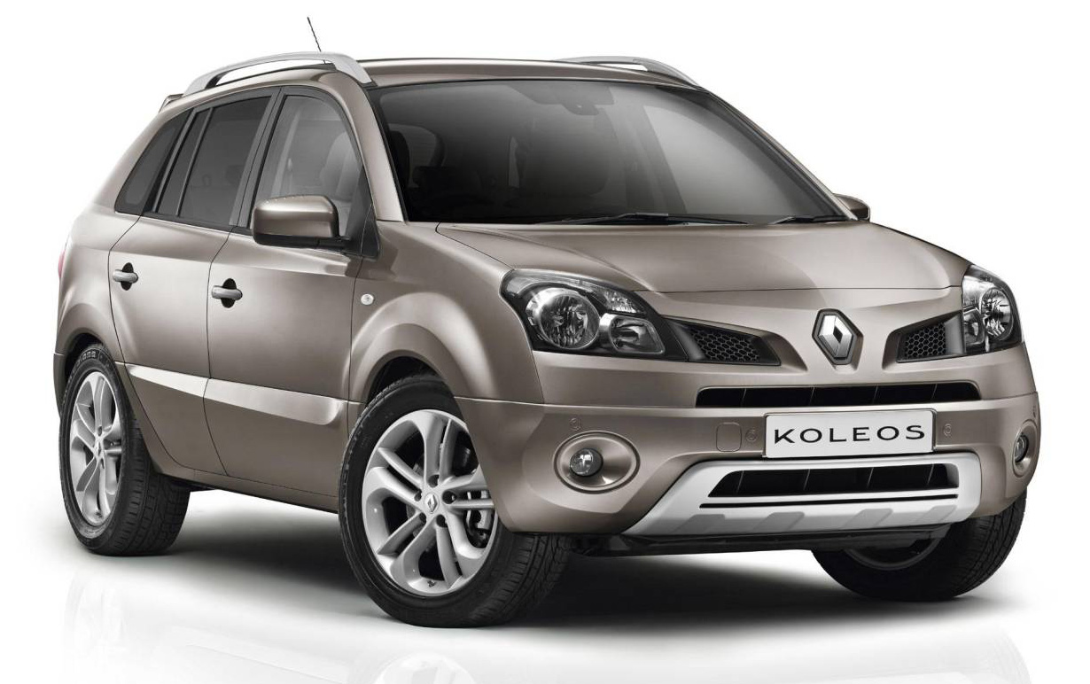 2010 Renault Koleos Adds New Standard Features, New Pricing