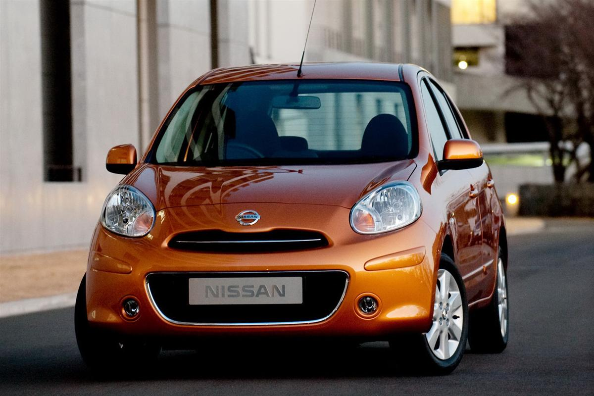 2011 Nissan Micra To Become Core Model, Triple Current Sales: Dan Thompson
