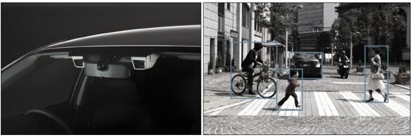 Subaru New EyeSight Crash Avoidance System Unveiled