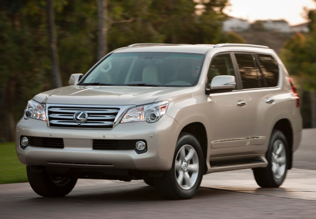Consumer Reports Calls Prado-Based Lexus GX 460 A Roll-Over Risk, Australian Prado Unaffected