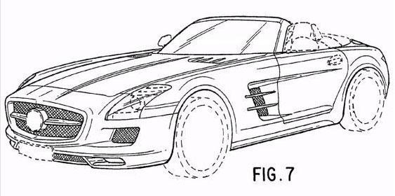 2012_mercedes_benz_sls_amg_roadster_patent_04