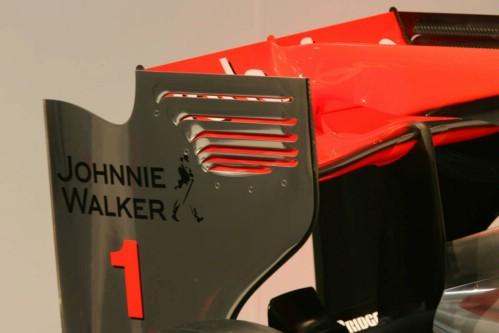 F1: McLaren Taking Alternate Bodywork To Bahrain