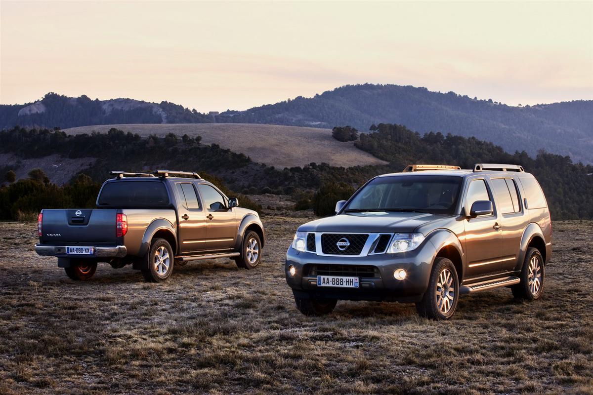 2011 Nissan Navara And Pathfinder Updates Revealed, Australian Debut Unclear