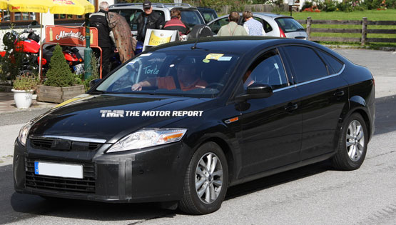 Ford Mondeo Update Coming Ahead Of New Global Model
