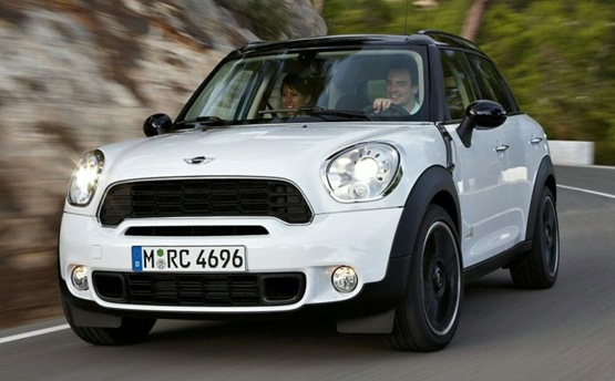 2011 MINI Countryman/Crossover Revealed In Leaked Promotional Images