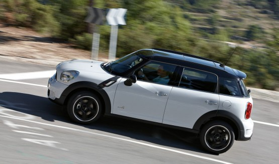 MINI Countryman Video Released, John Cooper Works Edition Under Consideration