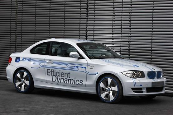 BMW ActiveE project i Megacity Concept Revealed