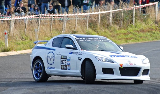 Mazda RX-8 SP To Make Targa Tasmania Return In 2010