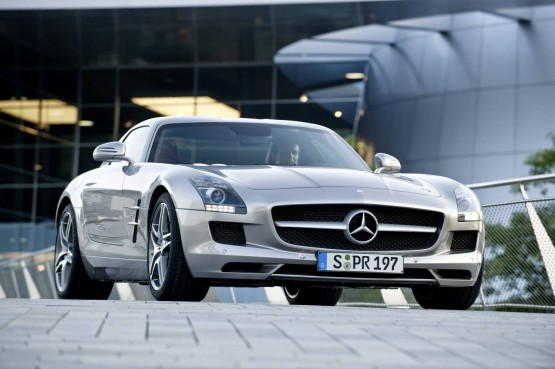 Smaller V8 Coupe To Follow SLS AMG: Report
