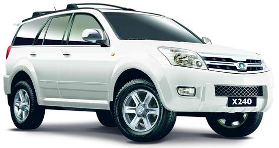 Great Wall Motors X240 Now On Sale In Australia