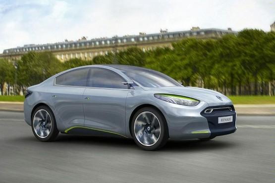 2011 Renault Fluence ZEC Electric Vehicle Gets Dedicated Website