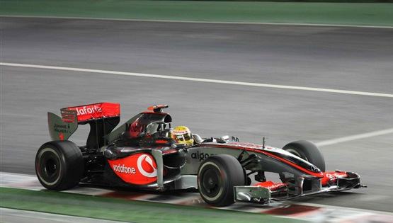 F1: McLaren Boss Rejects BMW Talk