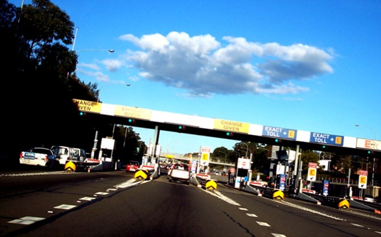 Sydney's M4 Motorway: 2000 More Cars Every Hour When Tolls Go Next Year