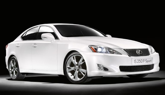 2010 Lexus IS 250 F-Sport And Upgraded IS 250 Range Announced For Australia
