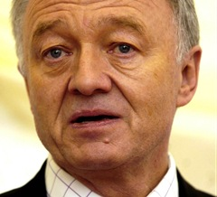 Ken Livingstone Says 'Sustainable Sydney 2030' Needs More Walkers, Cyclists