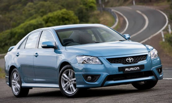 2010 Toyota Aurion: Restyled Nose, Upgraded Spec Levels