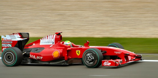 F1: Massa Completes Successful Test At Fiorano