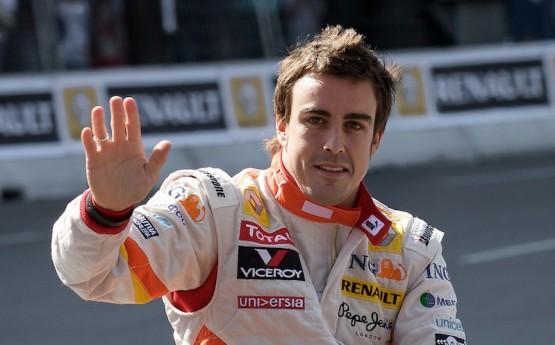F1: Ferrari Confirms Alonso Deal