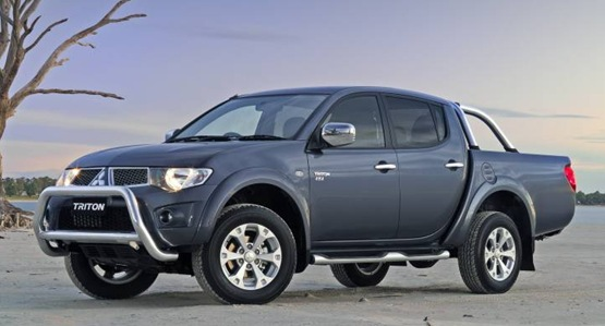 2010 Mitsubishi MN Triton Pricing And Details Announced