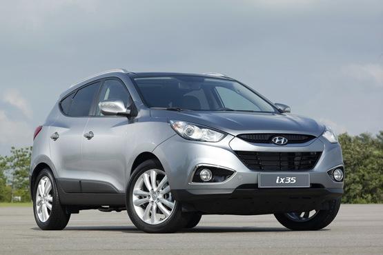 2010 Hyundai ix35 Technical Details Revealed