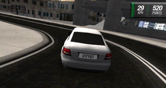 VicRoads Launches CityGT iPhone Game, TAC Takes Advertising To Video Games