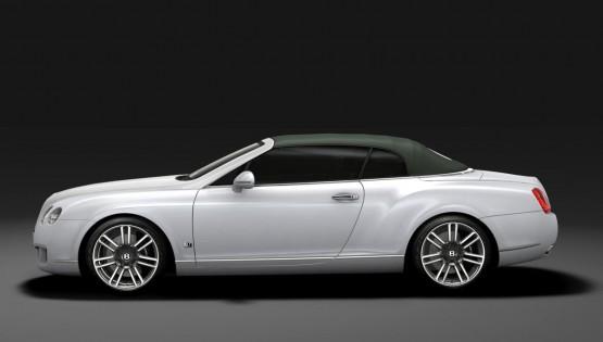 Bentley To Premiere Series 51 Continental Range At Frankfurt