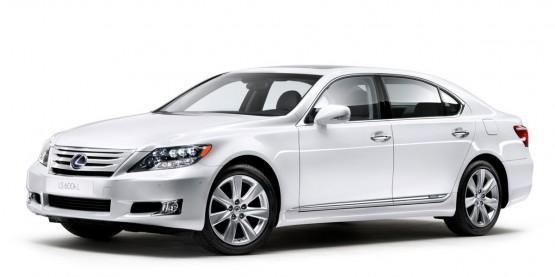 Updated Lexus LS To Debut At Frankfurt Alongside Revamped GS, IS