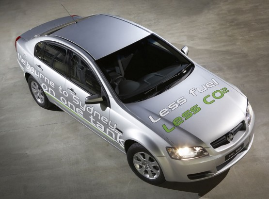2010 Holden VE Commodore Announced: Two New Engines, More Power, More Fuel Efficiency