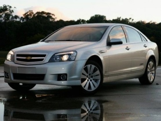 Pontiac G8 To Be Sold As Chevrolet Caprice According To Lutz