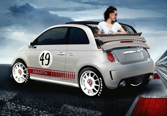 2010 Fiat 500C To Get Abarth Variant: Report