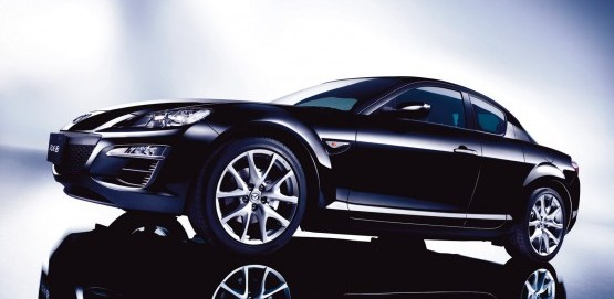 2009 Mazda RX-8 Launched In Japan With New Features