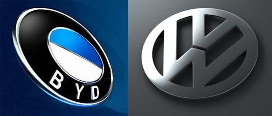 Volkswagen And BYD Considering Hybrid Partnership
