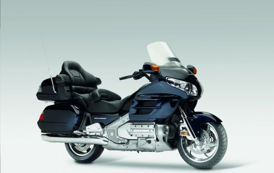 2009 Honda Goldwing GL1800 In Two New Colours