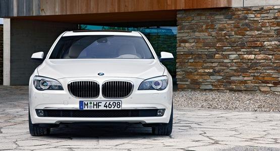 2009 BMW 760i And 760Li Revealed Ahead Of Shanghai Motor Show