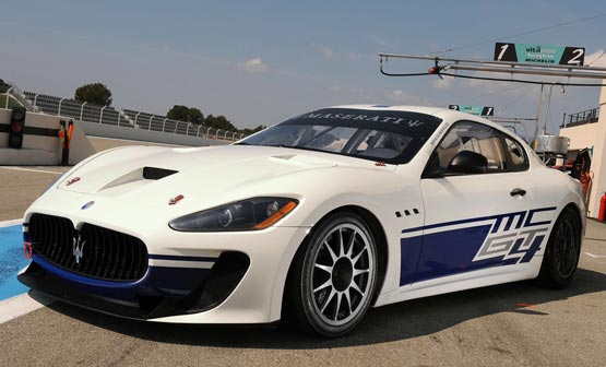 2009 Maserati GranTurismo MC Revealed