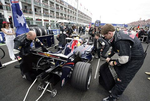 Red Bull Racing To Consider Rear Diffuser