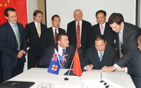 Geely Buys Drivetrain Systems International
