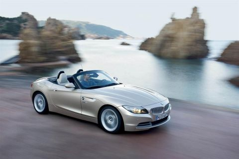 BMW USA Raises Pricing On New Z4 Roadster