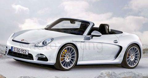 Porsche Considering 356 Speedster Revival?