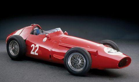 Monaco Grand Prix Winning Maserati 250F Up For Auction