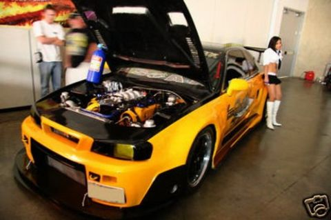"Man Builds GT-R Bodied RWD Honda Legend, World Wonders ""Why?"""
