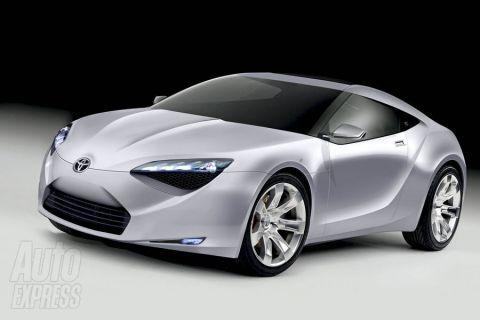 Toyota MR2 To Return As Honda CR-Z Beating Hybrid?
