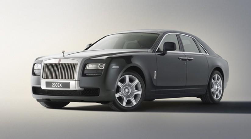 Rolls Royce 200EX Concept