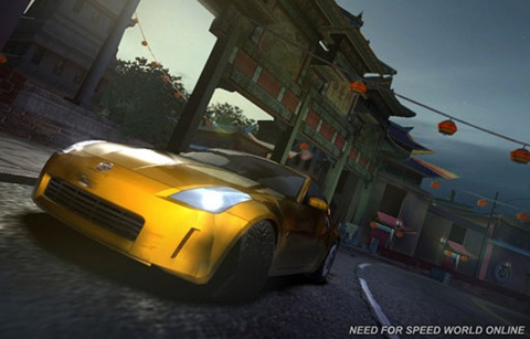 Need For Speed: World Online To Launch In March – In Hong Kong and Taiwan