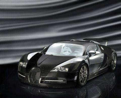 Mansory Linea Vincero Bugatti Veyron Unveiled in Geneva