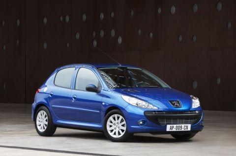 2009 Peugeot 206 Plus Released